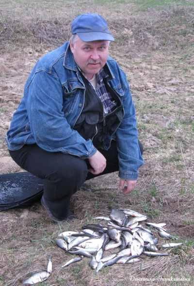 Рыбалка. Статьи о рыбалке. Ловля рыбы в толще воды с водоналивным поплавком.