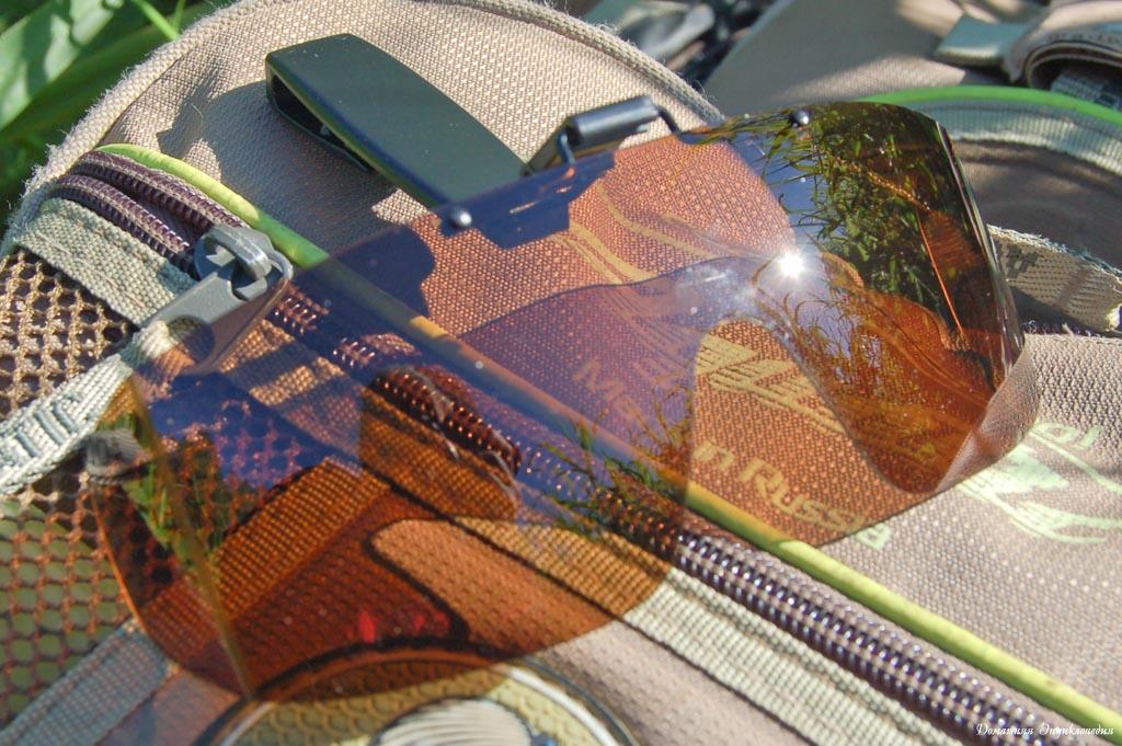 Изображение 1 : Поляризационная накладка-очки Snowbee S18064. Отзыв.